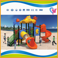 A-15178 European Standard Outdoor Children Playground Equipment Playground Outdoor