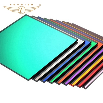 China factory custom acrylic mirror sheet rigid type acrylic