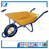 China trolley manufactory WB6405 wheel barrow with axle