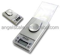 0.001g /20g Digital LCD Balance Weight Milligram Pocket Jewelry Diamond Scale