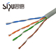 SIPU china manufacturing high quality network cable with cat5e cat6 cat7