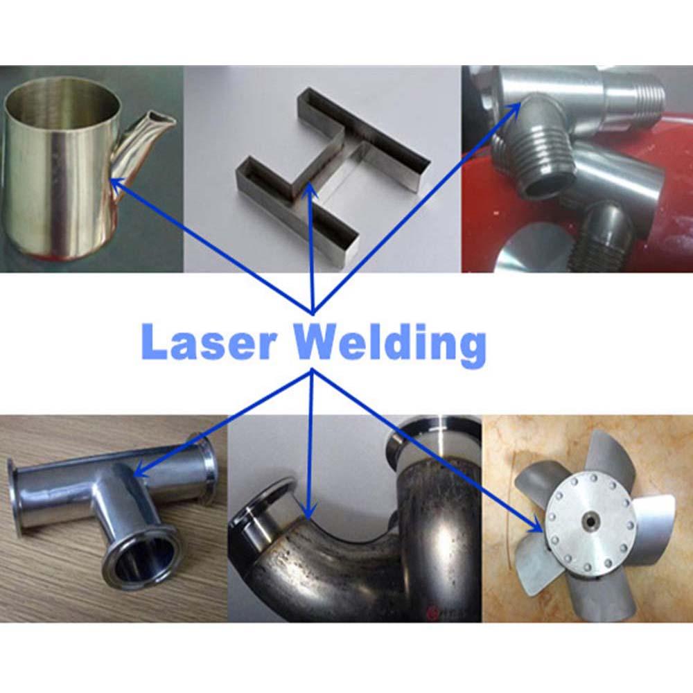 Cầm tay 200w 300w 500w 1000w sợi laser khuôn hàn thợ hàn máy cho bán