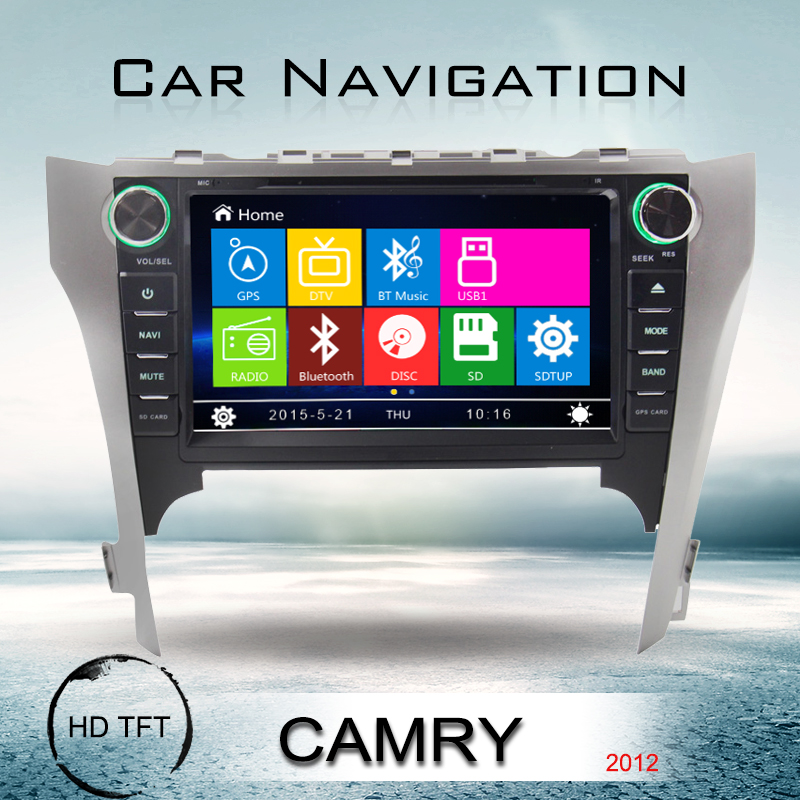 Cheap Car Navigation system for Toyota Camry 2012