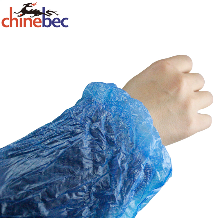 China Suppliers Customized Disposable Dustproof Plastic Cool Arms Sleeves