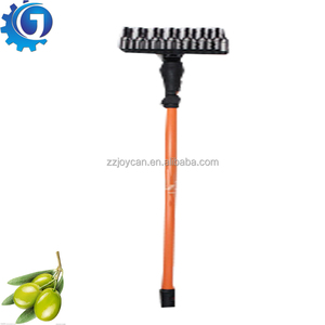New design electric Garden tools 62cc gasoline olive picker picking nuts shaker machine