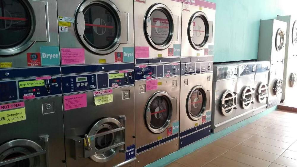 Münze wäschereimaschinen stapel waschmaschine und trockner buy