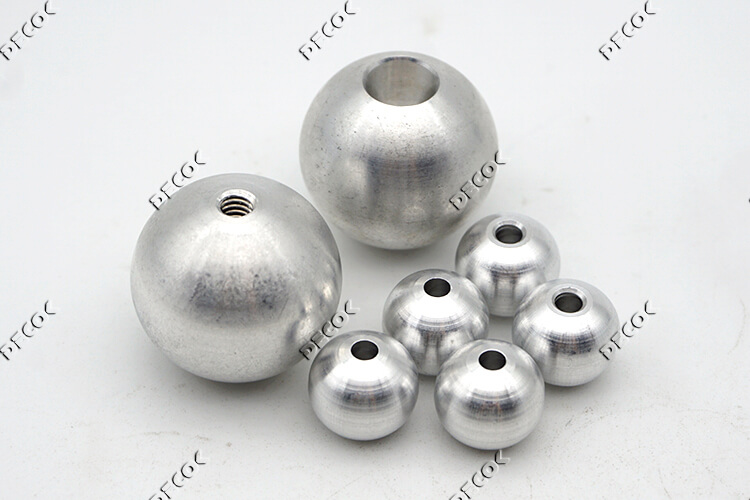 2mm 6mm 12mm 19mm 20mm 40mm 6061 Micro Solid Aluminum Ball