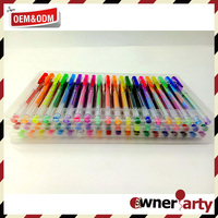 high quality set gel pen 100 color