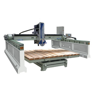 bridge cutting marble saw granite marble machine
