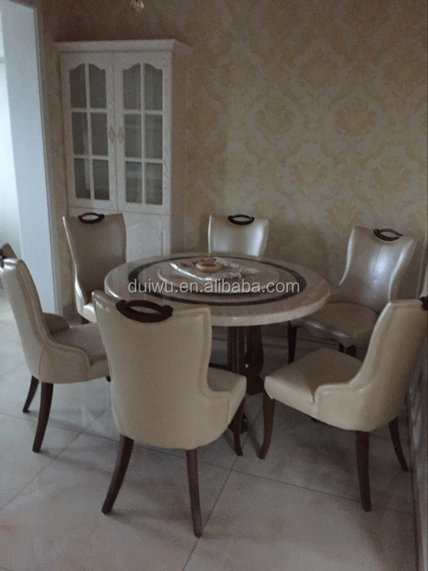 Foshan professional manufacture hotel furniture french louis dining chairs