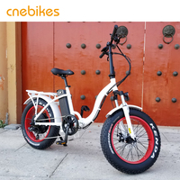 20 inch 36V fat tyre folding electric bicycle/bike,ebike