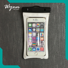 Updated With Button Function waterproof cell phone case