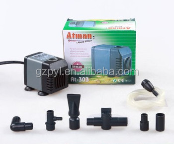 Wholesale ATMAN Atman at-303 Medium water pump aquarium water pump ...