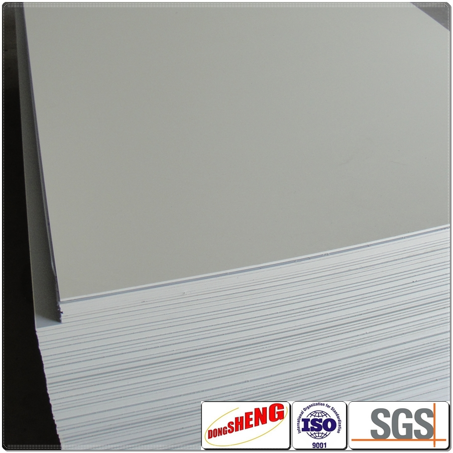 White board 4x8 plastic sheets pvc wall panel