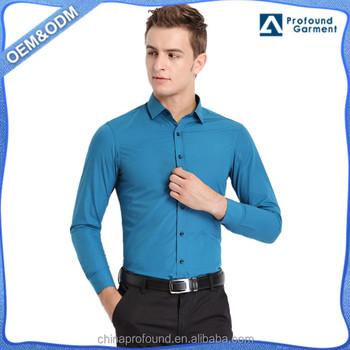 New Design Dress Shirts Office Wear Latest Formal Shirt Designs For