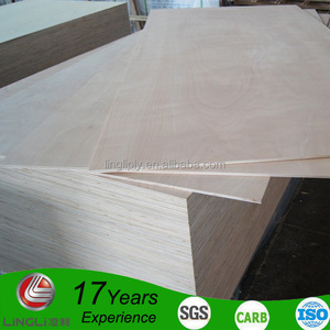 High Quality furniture grade 18mm MLH plywood