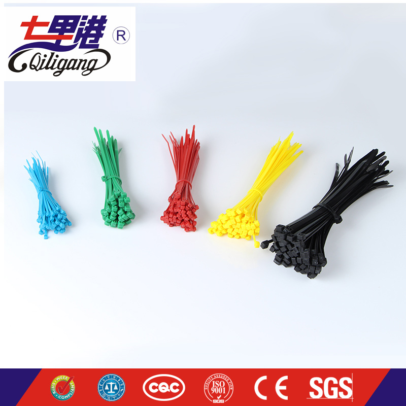 Professional machiner nylon cable tie