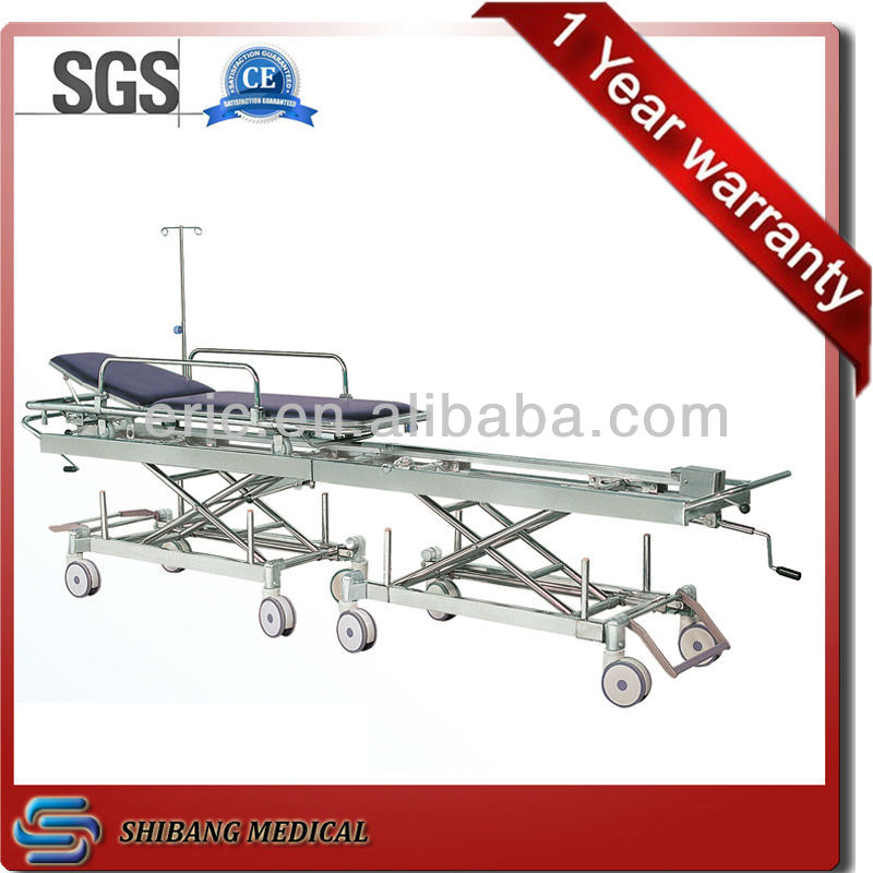 Good hospital furnitture ! SJ-TS011 stretcher furniture