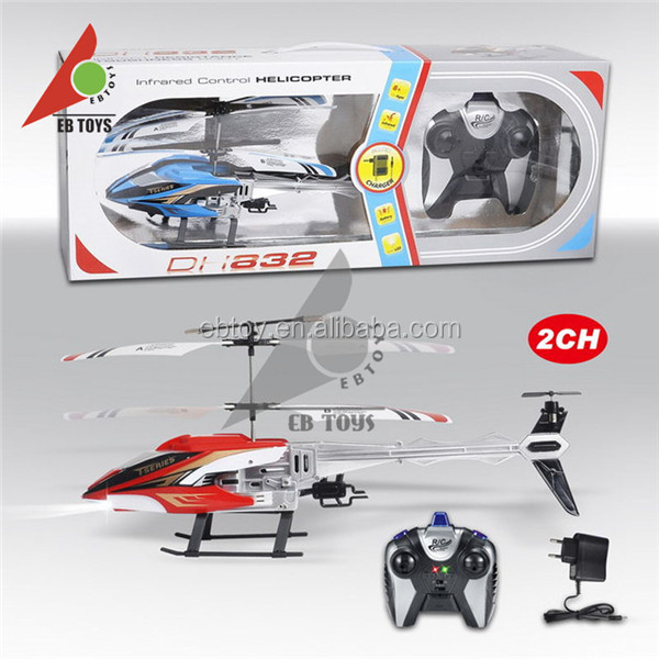 NM263233 High quality 2-way plastic children remote control helicopter