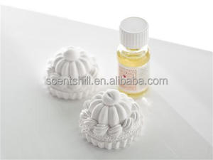 refill scents oil available air freshener decorative plaster/ceramic home fragrance stone