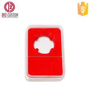 Plastic coin slab for grade collection Plastic Slab Coin Holder Capsule
