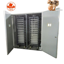 Automatic computer control chicken egg incubator hatching machine