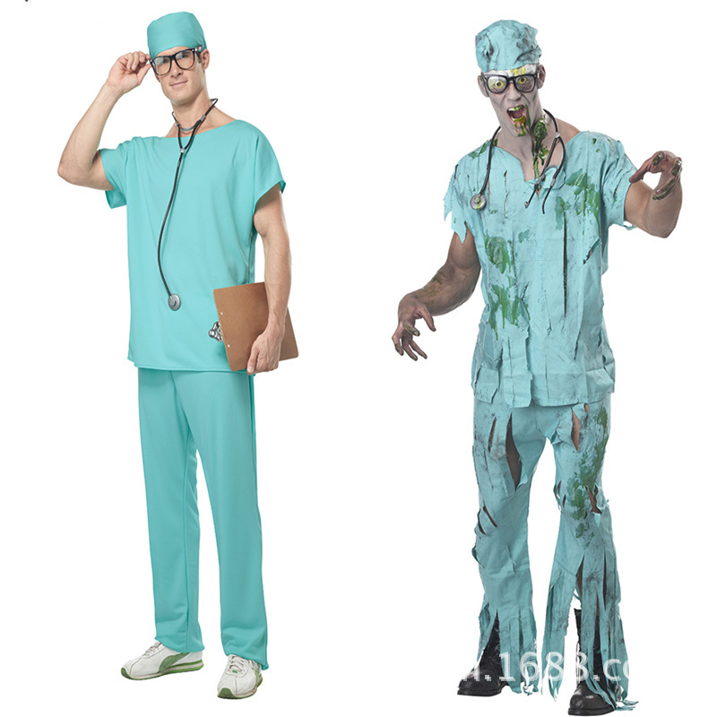 8a28a2d4eb0d5 Get Quotations · 2015 New Arrival Mens Nurse Uniform Doctor Scrubs Costume  For Men Halloween Party Club Cosplay Fancy Sc 1 St Alibaba