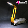 Yellow Toy Car Shape Foldable USB Charging LED Desk Table Lamp for Decoration School