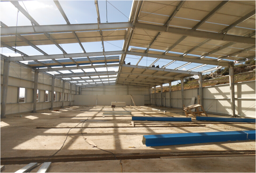 H beam/ I beam/structural warehouse steel shelving