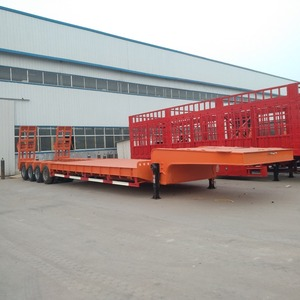 Module and Multi Axle Step Deck Trailers