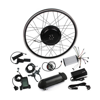 High Speed Electric Bicycle Front Rear Wheel 36v 1000w Brushless