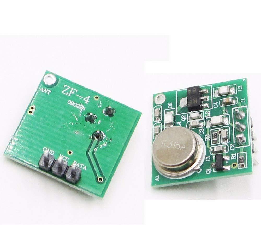 Cheap 315mhz Transmitter Circuit Find Simple 9v Fm Diagram Get Quotations Belong 1pcs Practical Dc 12v Wireless Board Module