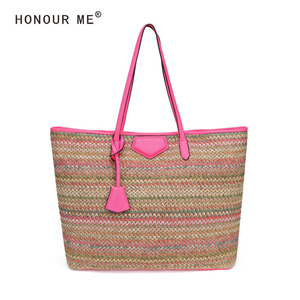 Wholesale Straw Beach Bags 66133fe2e1f43