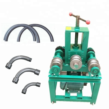 Electrical steel bar tube bender machines square pipe bending machine price vertical stainless steel pipe round pipe bender