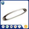 Circle Zinc chrome plated finished case shutter heat resistant door handle KH9024