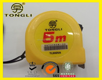 High quality ABS case 5.5m measuring tape tool