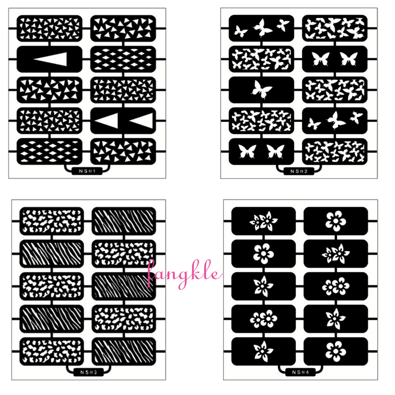 Reusable Nail Stencil, Reusable Nail Stencil Suppliers and ...