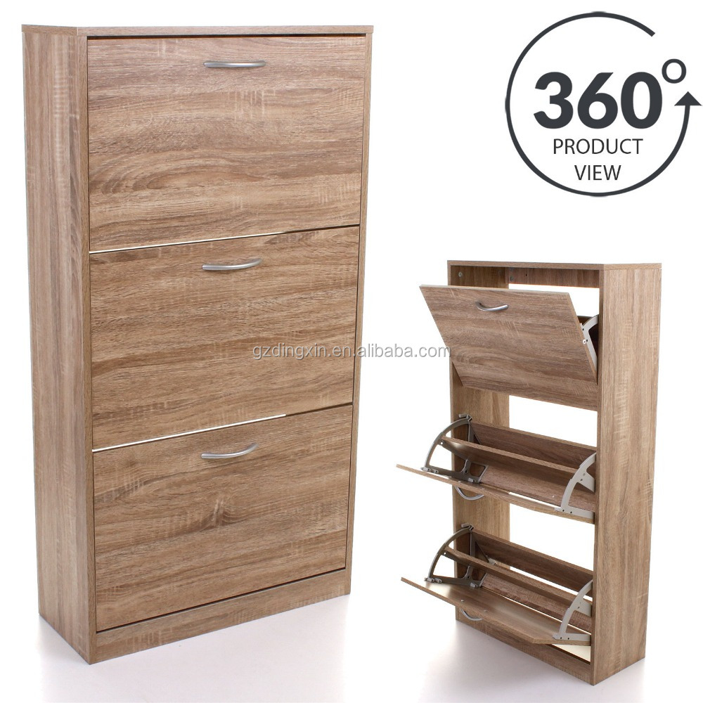 cupboard storage solid furniture rack arden sale oak for hallway shoe cabinet shoes
