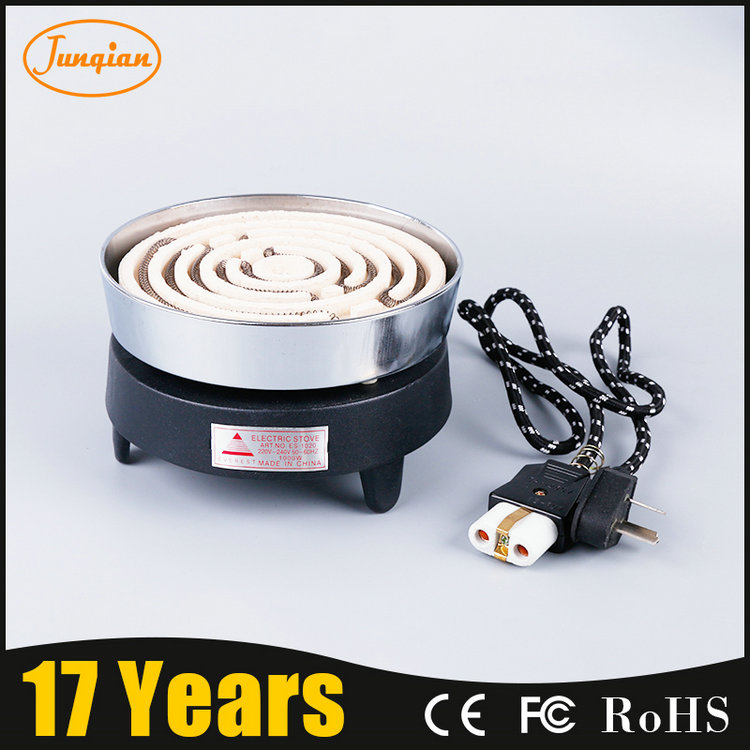 Factory Price Best Selling Table Top Electric Stove With Aluminum Feet