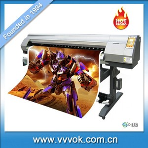 1.6M New DX5 k jet eco solvent printer