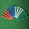 Factory hot selling cheap Zero Friction 5 Prong plastic golf tees