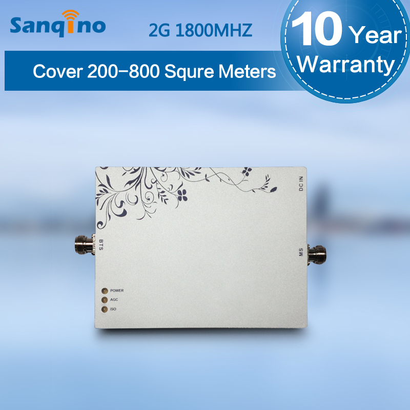 Sanqino 4G FDD LTE2600MHz Mobile Cell Phone Network Signal Booster Cellular Signal Amplifiers for enhancing your mobile signal