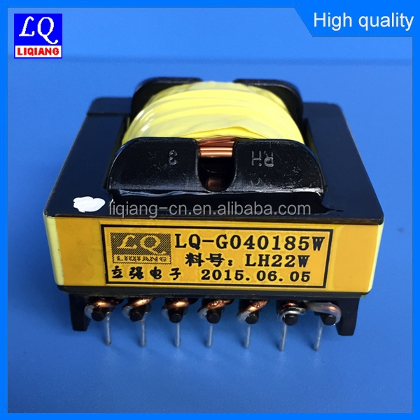 China Manufacturer High Frequency Ei40 Transformer For Sale