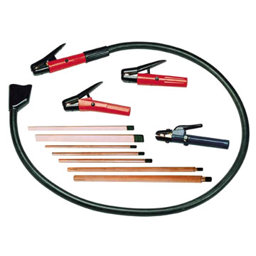 Heavy Duty K4 Torch And Cable Kit K4000 Air Carbon Arc Gouging ...