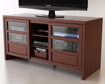 2160 1a Simple Wooden Stand Furniture Particle Board Tv Unit