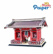 2016 new 3d house super 3d puzzle diy doll house