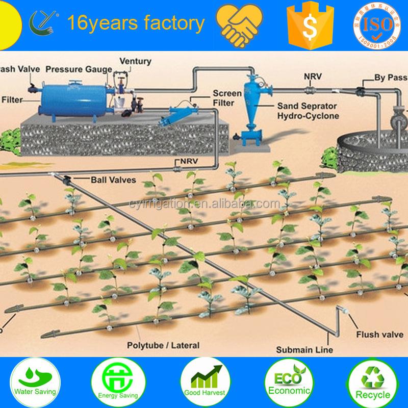 New Design Water Saving Farm Drip Irrigation System Product On Alibaba