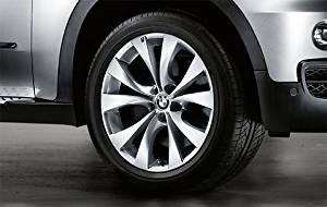 "BMW Brand E70 X5 2007+ OEM Genuine Style 227 M V Spoke 20"" Wheel Set Of 4 Rims"