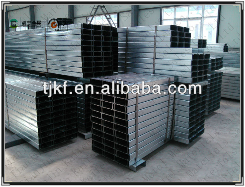 High quality of C-type steel