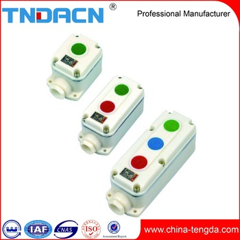 LA5821 type explosion-proof anticorrosive plastic control button( IIB )